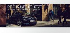 Die Zukunft ist jetzt - BMW i3
