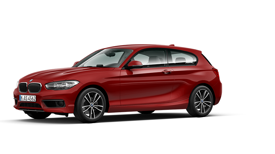 BMW 1 Series 3 door ModelCard