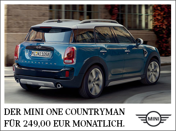 Mini One Countryman privat artikel